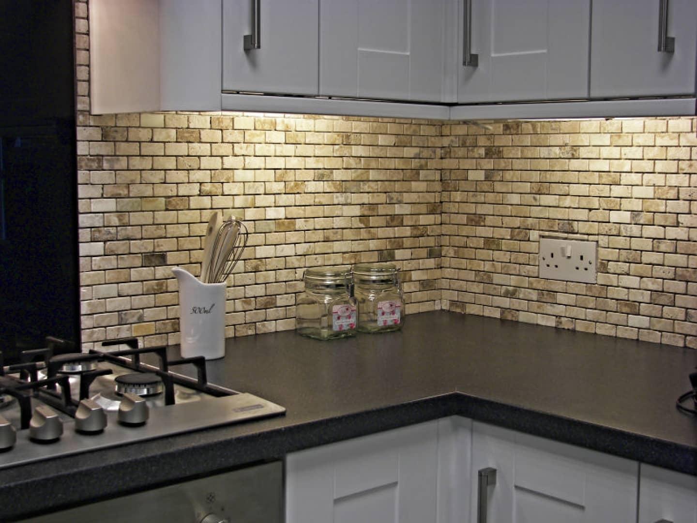 انواع کاشی دیوار آشپزخانه