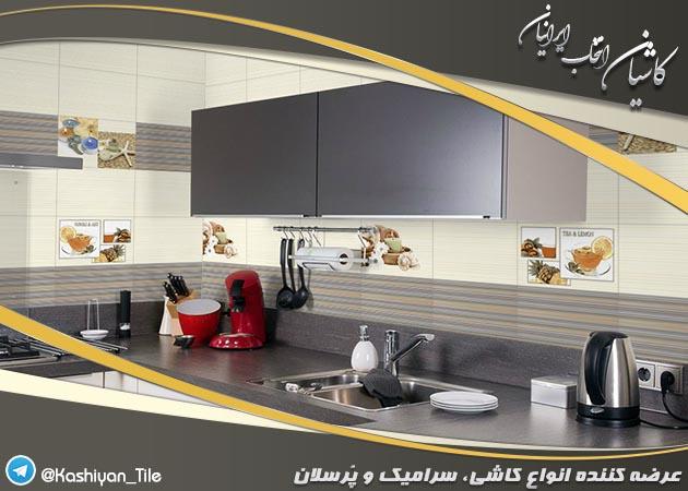 جدیدترین مدل سرامیک آشپزخانه
